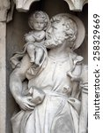 graz  austria   january 10 ... | Shutterstock . vector #258329669