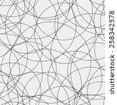 pattern geometric seamless... | Shutterstock .eps vector #258342578