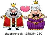 a cartoon illustration of a...   Shutterstock .eps vector #258394280
