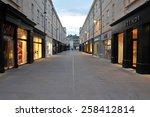 bath   jul 26  view of an empty ...   Shutterstock . vector #258412814