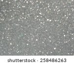 white glitter background | Shutterstock . vector #258486263