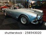 ������, ������: Sports car Maserati 3500