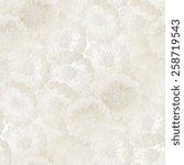 seamless wedding pattern  white ... | Shutterstock . vector #258719543