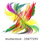 abstract colorful background | Shutterstock . vector #25877293