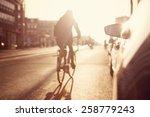 City Commuters. High Key...