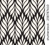 vector seamless pattern.... | Shutterstock .eps vector #258787610