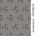 vector seamless pattern. modern ... | Shutterstock .eps vector #258788276