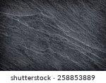 Black Slate Background Or...