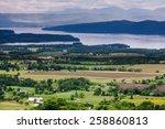 Horizontal Vermont Countryside...
