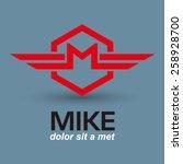 inspiration company logo... | Shutterstock .eps vector #258928700