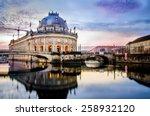 museums island | Shutterstock . vector #258932120