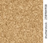 vector of seamless cork... | Shutterstock .eps vector #258984908