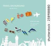 Travel Around The World...