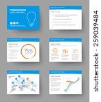 vector template for... | Shutterstock .eps vector #259039484