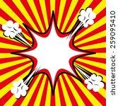 pop art design  vector... | Shutterstock .eps vector #259095410