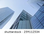 skyscraper in london | Shutterstock . vector #259112534