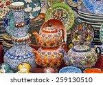 Turkish Ceramics On Grand...