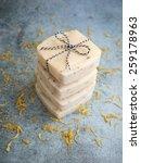 handmade natural bars of soap | Shutterstock . vector #259178963