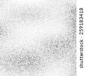 organic grunge halftone... | Shutterstock .eps vector #259183418