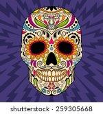 mexican skull  the original...