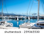 Yachts Parking In The Adriatic...