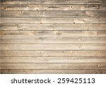 Grunge Wooden Texture With...
