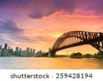 Sydney Harbour Panorama Viewed...