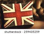 Retro Styled Image Of A Cushio...