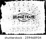 grunge texture   abstract stock ... | Shutterstock .eps vector #259468934