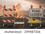 Road Closed Sign   New Highway...