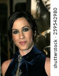 """Small photo of Alanis Morissette at the """"The Aviator"""" Los Angeles Premiere held at the Grauman's Chinese Theatre in Hollywood, California, United States on December 1, 2004."""