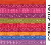 abstract vector seamless pattern   Shutterstock .eps vector #259553816