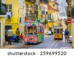 lisbon  portugal   september 12 ... | Shutterstock . vector #259699520