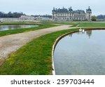 The Chateau De Chantilly ...