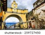 antigua  guatemala   november... | Shutterstock . vector #259727450