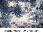 abstract tie dyed fabric... | Shutterstock . vector #259731884