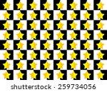 yellow stars | Shutterstock . vector #259734056
