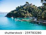 portofino  italy   mar 7  2015  ... | Shutterstock . vector #259783280
