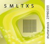 vector abstract background | Shutterstock .eps vector #25980355