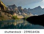 Canadian Rocky Mountains  Lake...