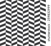 gray white vintage pattern | Shutterstock .eps vector #259832999
