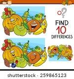 cartoon vector illustration of... | Shutterstock .eps vector #259865123