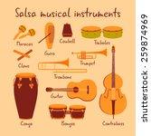 Cuban Salsa Musical Instruments ...
