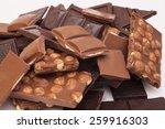 chocolate  background   Shutterstock . vector #259916303