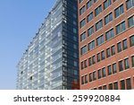apartments and offices in... | Shutterstock . vector #259920884