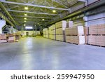 Warehouse Sawn Wood Processing...