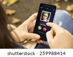 communication concept  young... | Shutterstock . vector #259988414