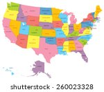 vector illustration of a high... | Shutterstock .eps vector #260023328