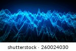 global communications concept. | Shutterstock . vector #260024030