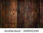 timber wall texture | Shutterstock . vector #260042240